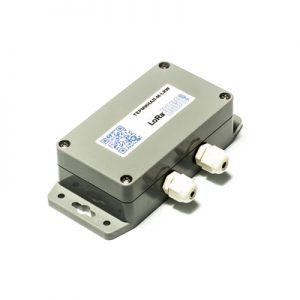 Беспроводной LPWAN Счетчик импульсов для считывания с импульсных выходов и передачи данных в сеть LoRaWAN