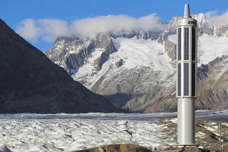 Решения для геомонтроринга Беспроводное Радиоканальное оборудование ЛоРа