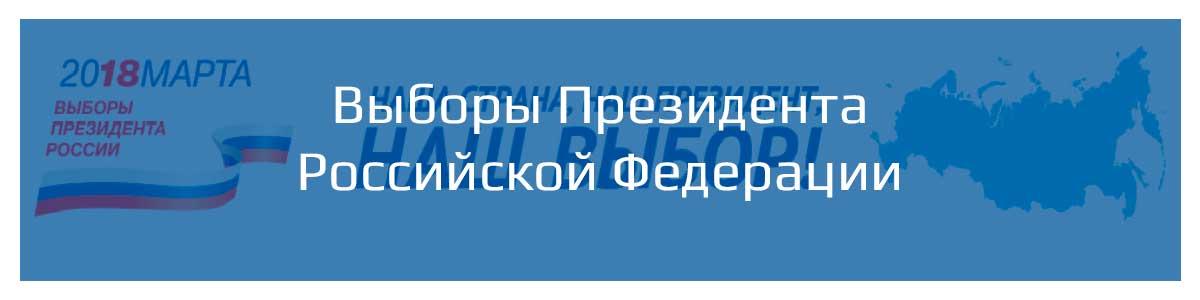 выборы Президента Российской Федерации